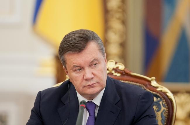 Янукович объявлен в международный розыск