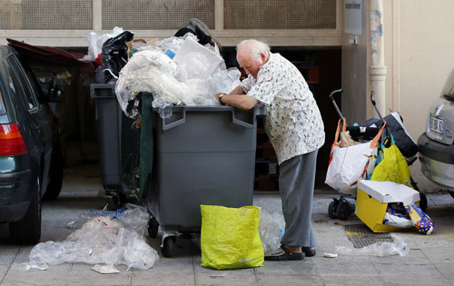 В Речице в мусорном контейнере обнаружен труп младенца