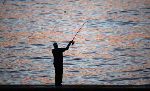 Один из руководителей «Гранита» попался на незаконной рыбалке