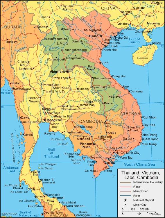 Глава МИД Беларуси отправился с официальным визитом во Вьетнам