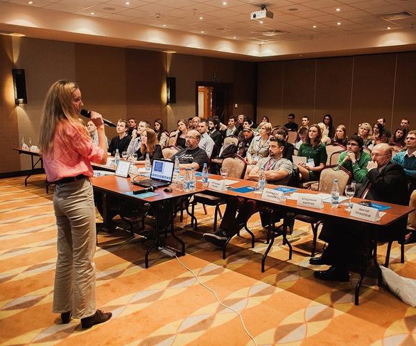 Social Weekend - Презентация проектов на финале
