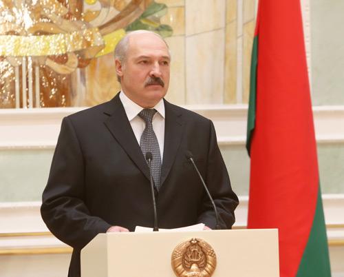 Майдана в Беларуси не будет - А.Лукашенко
