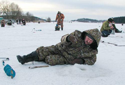 На Заславском водохранилище пройдет чемпионат мира по лову рыбы на мормышку