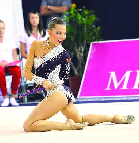 Мелитина Станюта завоевала 4 награды на этапе Кубка мира