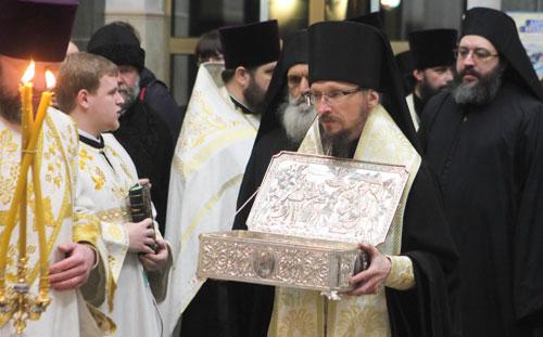 Сегодня Дары волхвов отправятся из Беларуси в Украину