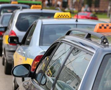 такси, водители, машины, нарушения