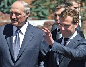 Встреча А.Лукашенко и Д.Медведева в Сочи, фото ИТАР-ТАСС