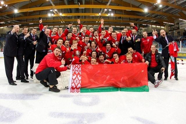 Беларусь одержала вторую победу намолодежномЧМ похоккею