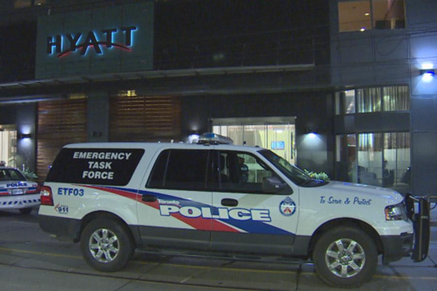 ВКанаде при стрельбе вТоронто ранены два человека