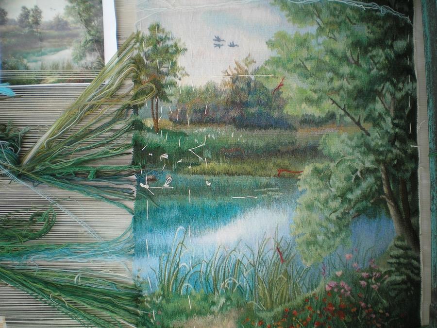 Гобеленному искусству в Борисове приходит конец 1