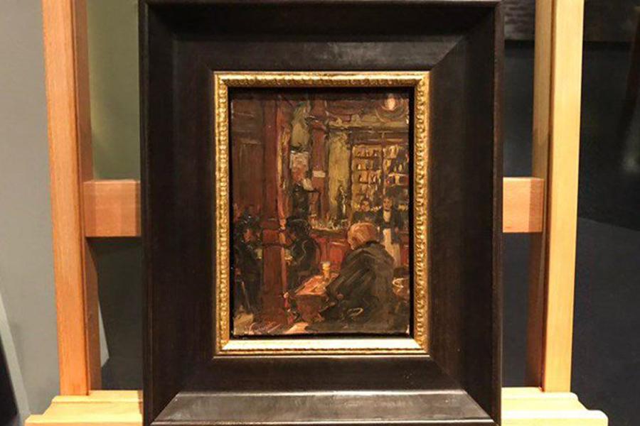 Неведомая картина Ван Гога всплыла вДренте