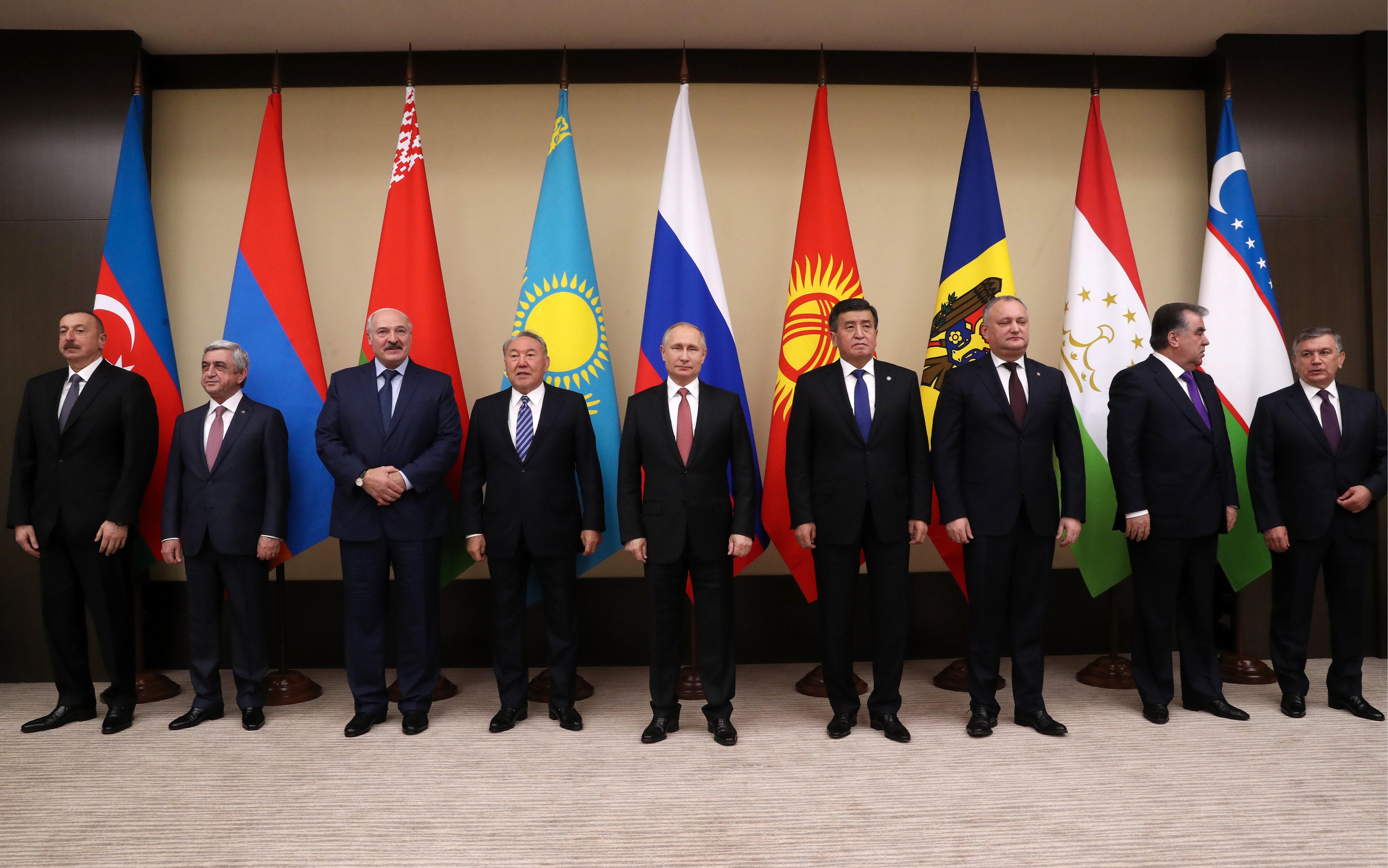 Лидеры СНГ: предвыборная борьба в РФ небудет драматичной