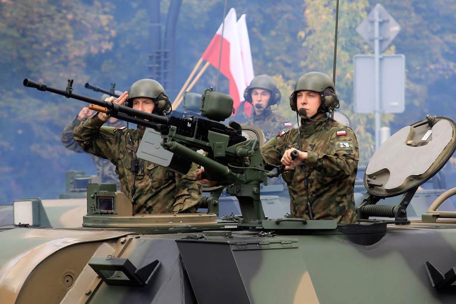 Польша потратит наоборону $55 млрд из-за агрессииРФ