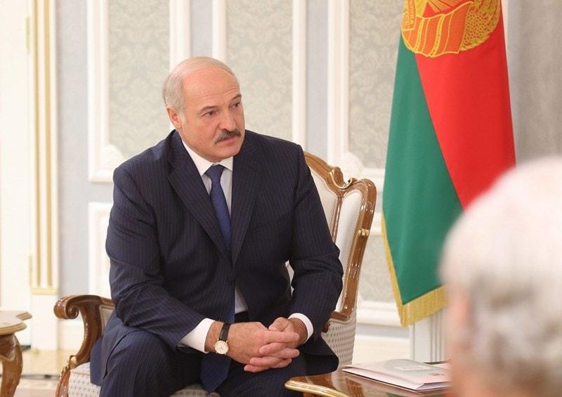 Александр Лукашенко встретился спринцем Майклом Кентским