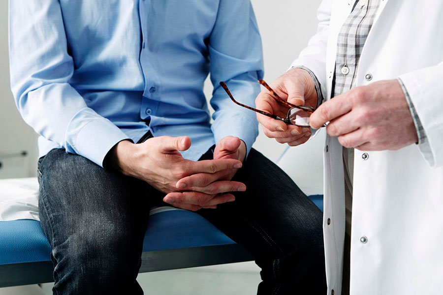 консультация венеролога