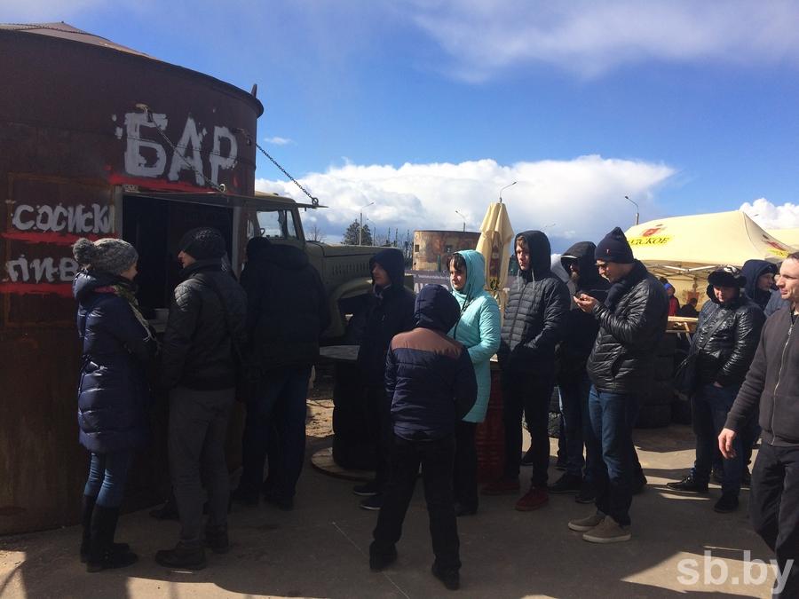 «Битва Машин-2017» вРеспублике Беларусь: смертоносная битва машин наринге