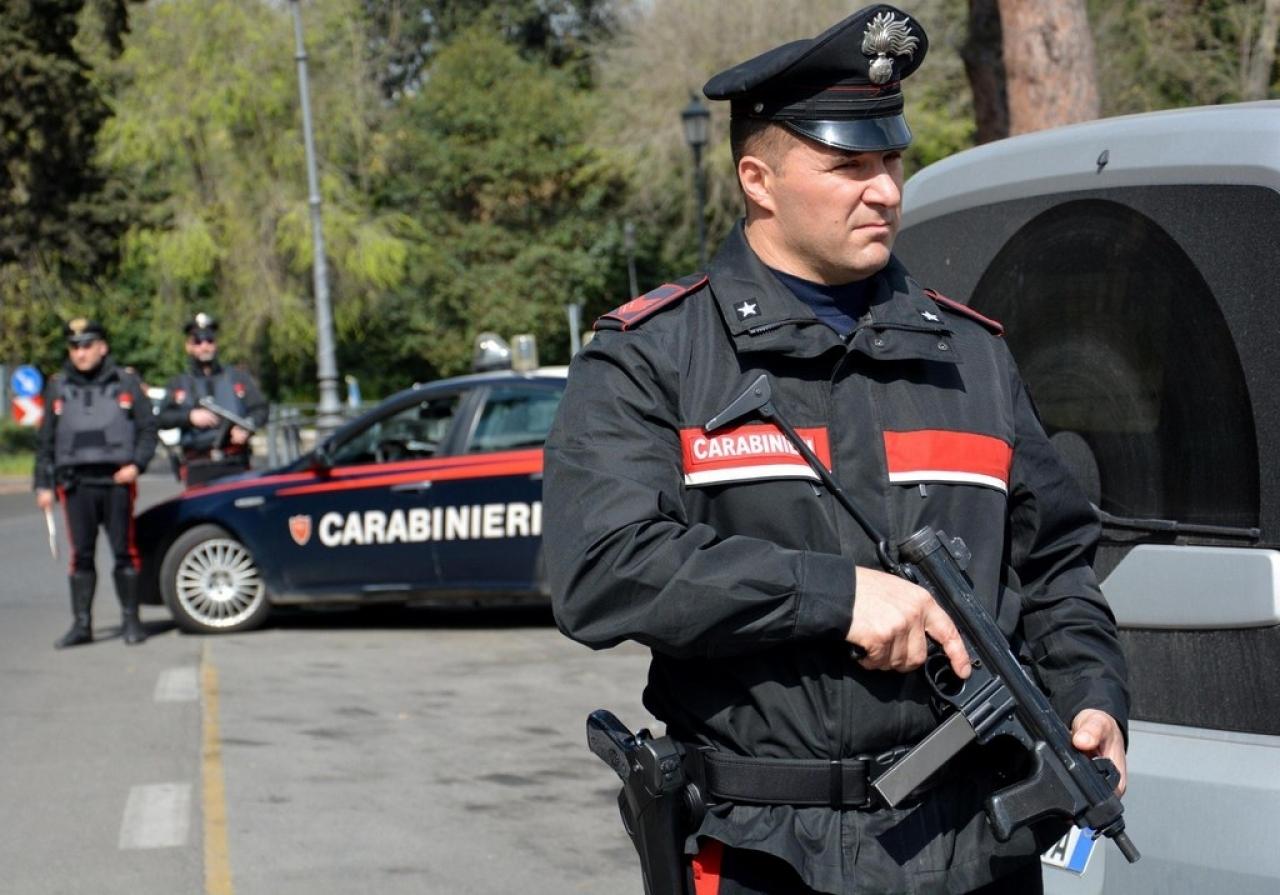 ВИталии арестовали преступника , написавшего рассказ освоем злодеянии