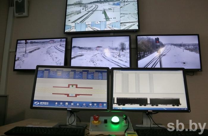 Видят насквозь: репортаж о досмотровом комплексе для поездов