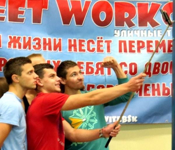 Фестиваль здорового образа жизни Street Workout прошел в Витебске, фото-3