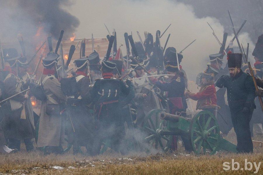 Как под Борисовом прошел второй день сражений на Березине 4