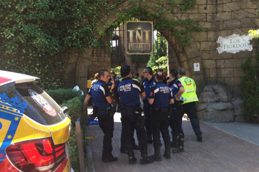 Число пострадавших нааттракционе вМадриде составило уже 33 человека