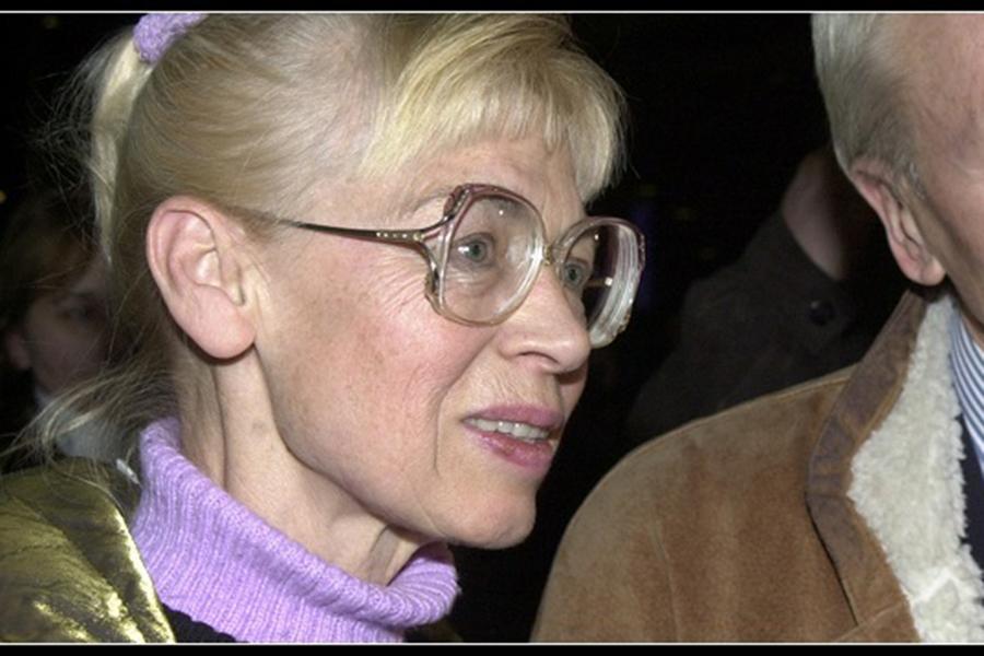 Нестало легендарной фигуристки Людмилы Белоусовой