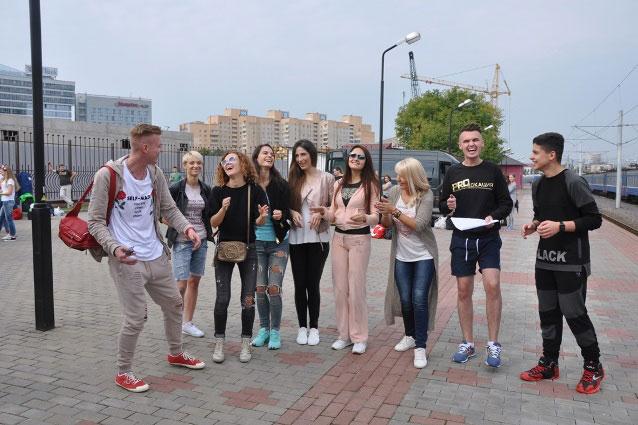 Молодежь Дона и Белоруссии собралась вРостове нафестивале