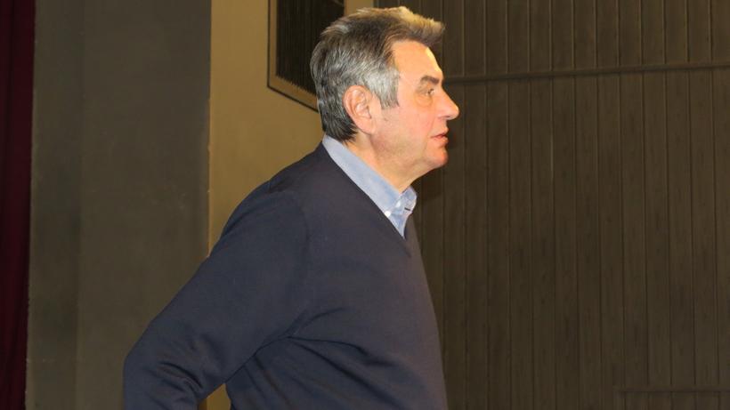Александра Козака сместили с должности гендиректора Брестского академического театра драмы