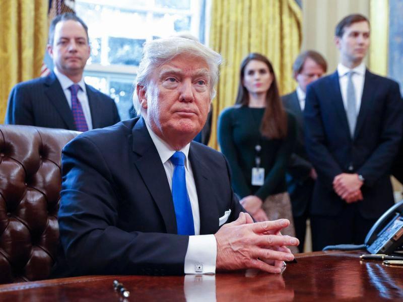 Трамп поделился ожиданиями отрасследования о русском вмешательстве