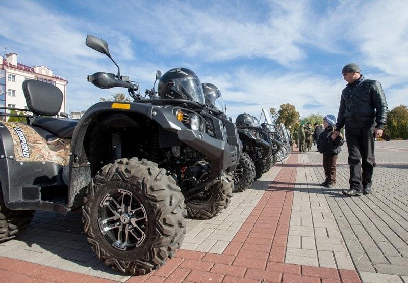 ЕС сказал Республики Беларусь оборудование для охраны границы с Украинским государством