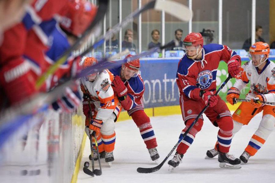 Хоккеисты минской «Юности» разгромили британский «Шеффилд Стилерз» вКонтинентальном кубке