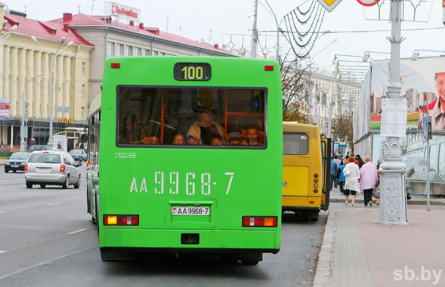 Власти региона хотят позвать белорусских водителей автобусов навремяЧМ