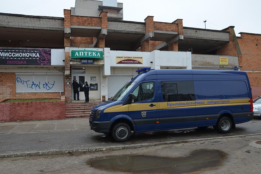 ВБресте обидчик взломал иограбил банкомат