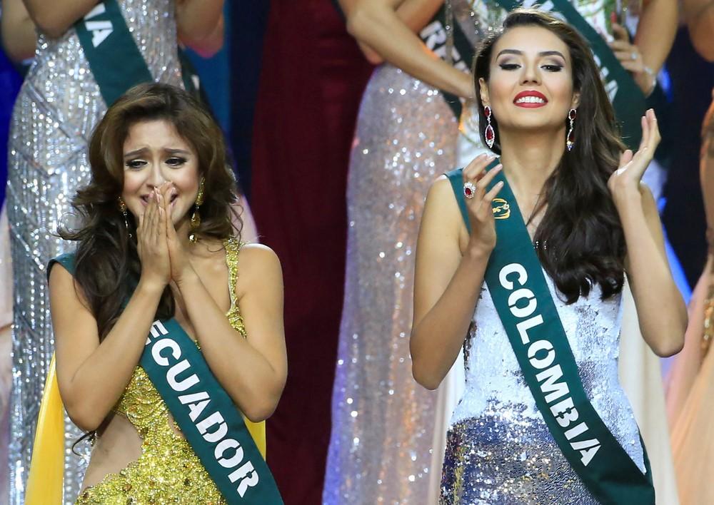 Кто насвете всех милее: выбери самую красивую участницу «Мисс Земля-2016»