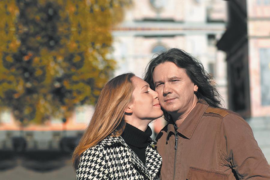 Одалжил жену русское веп