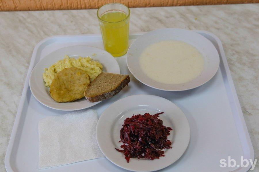 КГК и прокуратура Брестской области проверили организацию питания в больницах