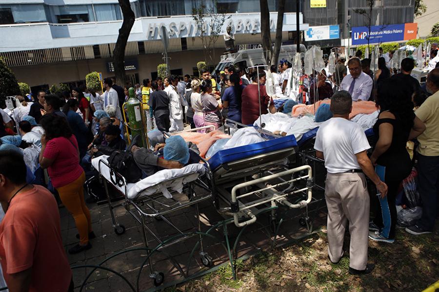 Первые данные ожертвах землетрясения вМексике— погибли 42 человека