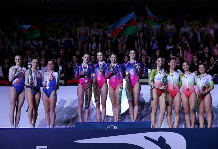 Спортсменка из Красноярского края завоевала три золота в