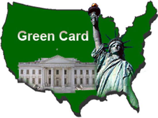 Трамп желает резко уменьшить выдачу Green Card— Америка для американцев