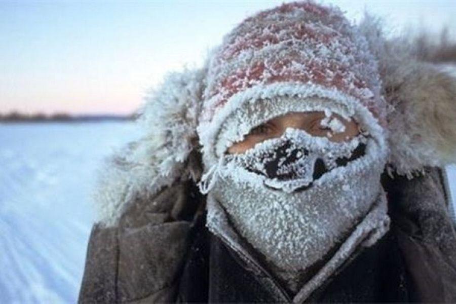 ВМагаданской области из-за 50-градусных морозов закрывают школы