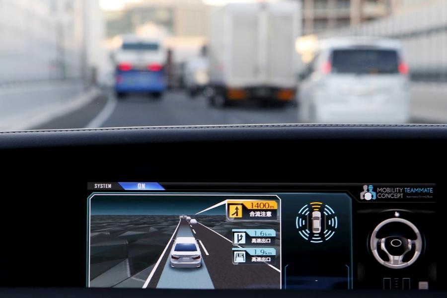 Тойота остановила тестирование беспилотных машин вСША после фатального инцидента Uber