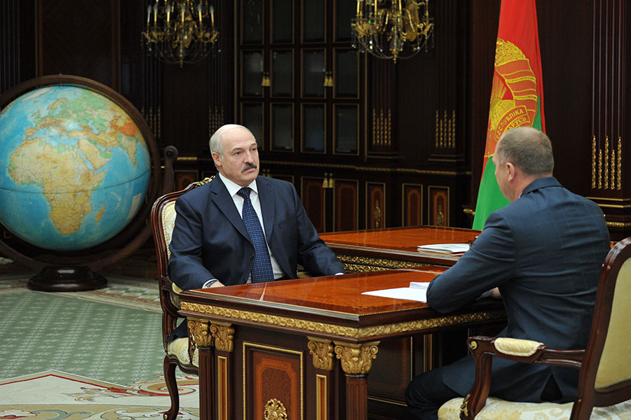 Силовики вторглись вдом кновому мэру Орши— Лукашенко возмутился