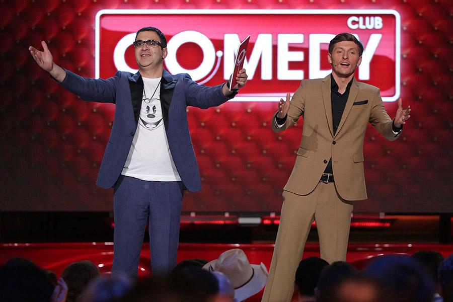 «Газпром-Медиа» стал единственным собственником Comedy Club