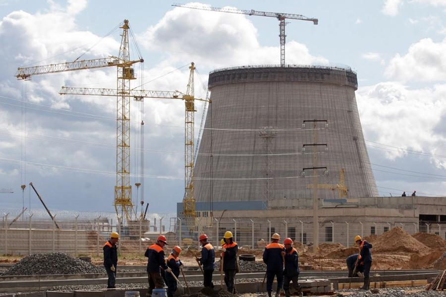Мыстроим АЭС вОстровце для собственных нужд— Вице-премьер республики Белоруссии