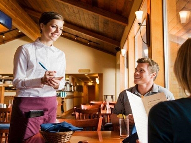 a good customer service experience in a restaurant Use customer satisfaction there's more to customer satisfaction than customer service the most pleasant experience customer service, and good.