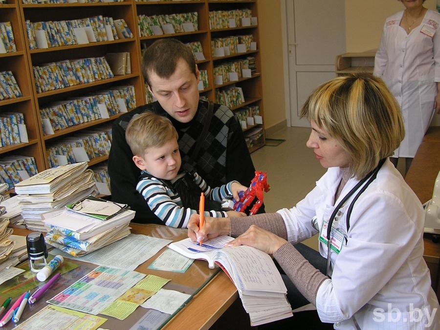 В Витебске открывают новую консультативную поликлинику для детей, фото-2