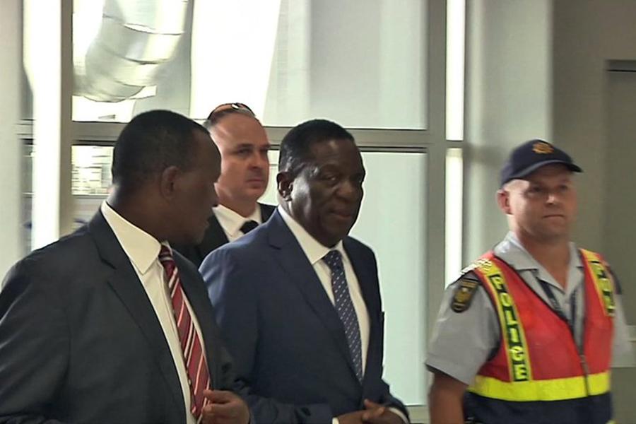 Новый лидер Зимбабве примет присягу вконце рабочей недели