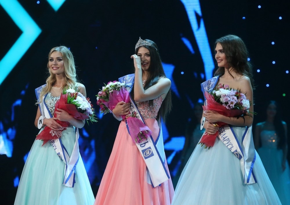 Титул «Мисс Беларусь-2016» завоевала Полина Бородачева изМинска