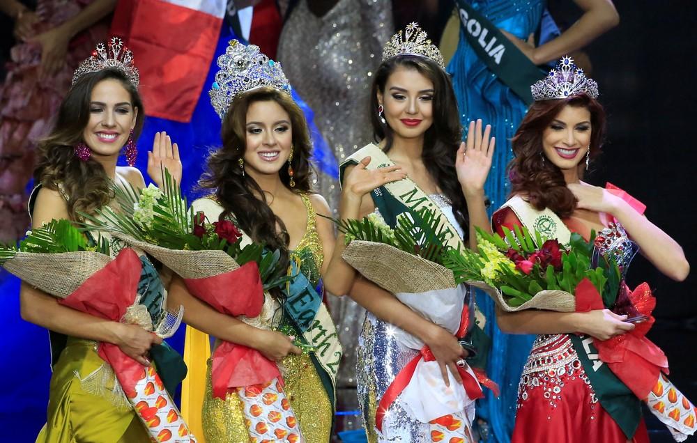 Новой «Мисс Земля» стала жительница Эквадора