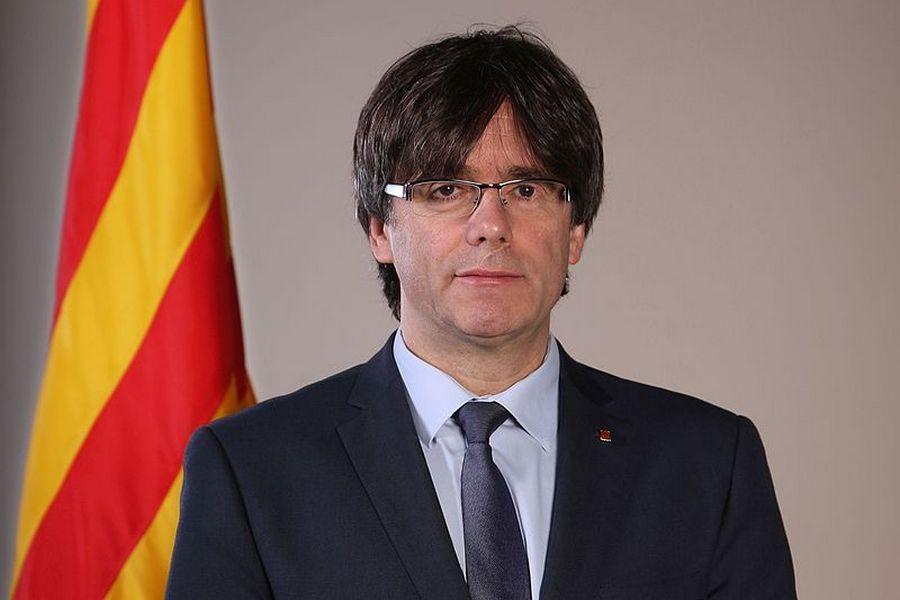 Партия Пучдемона должна компенсировать государству вред в6,6 млн. евро